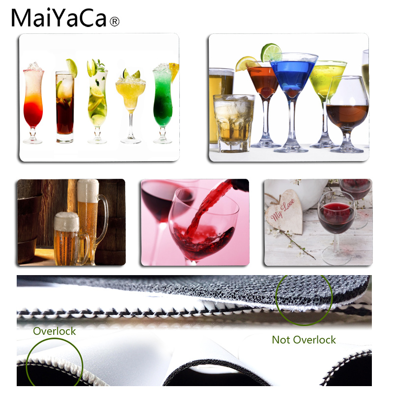 MaiYaCa Custom Skin Glass Customized laptop Gaming mouse pad Size for 18x22cm 25x29cm Rubber Rectangle Mousemats