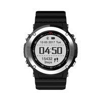 GPS Watch Running Sport Smartwatch Heart Rate Monitoring Support SIM Bluetooth Dial Call Smart Watches For Men Q66 Russian
