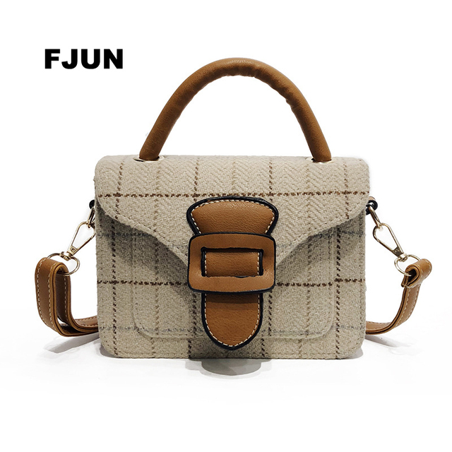 FJUN 2018 Women Handbags Crossbody Bags For Women Messenger Bag Small Ladies  Tote Shoulder Bags Bolsa 1ead40116a7bd