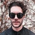 2017 Nuevas de La Manera Mujeres de Los Hombres gafas de Sol de Diseñador de la Marca de Estilo de la Superestrella de Polígono Guapo Sexy Complemento Calle Pasarela gafas de Sol UV400