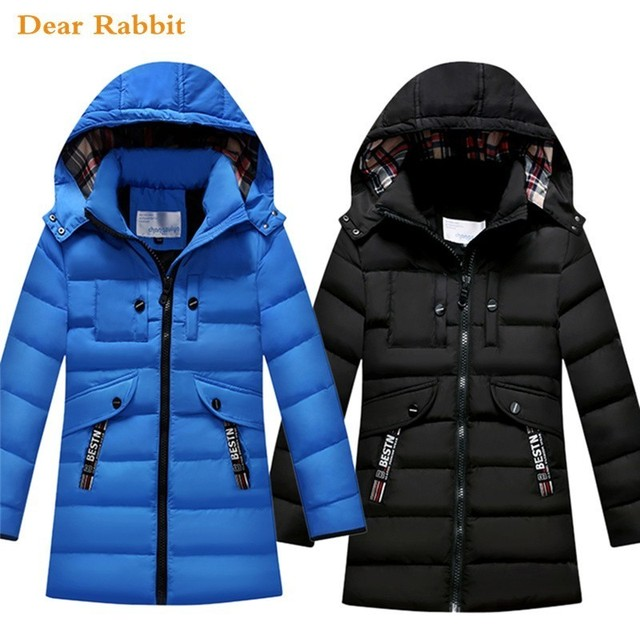 5e3c12acbae6 2018 NEW Boys Warm Winter Duck Down Jackets Children Clothing Coat ...