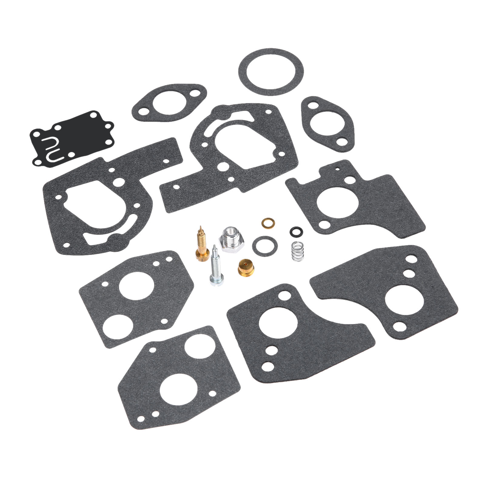 DRELD Replace Carburetor Overhaul Repair Kit Carb Rebuild Kit for Briggs & Stratton 495606 494624 Garden Power Tools
