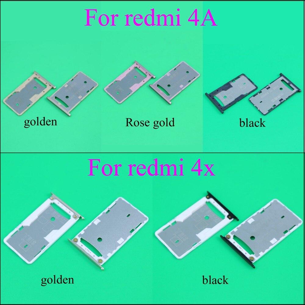 YuXi For Xiaomi Redmi 4A 4X Mi Note SIM Card Tray Holder