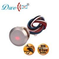 DWE CC RF оптовая продажа мини LF rf id wiegand 26 125 кГц rfid считыватель карт цена водонепроницаемый огнестойкий