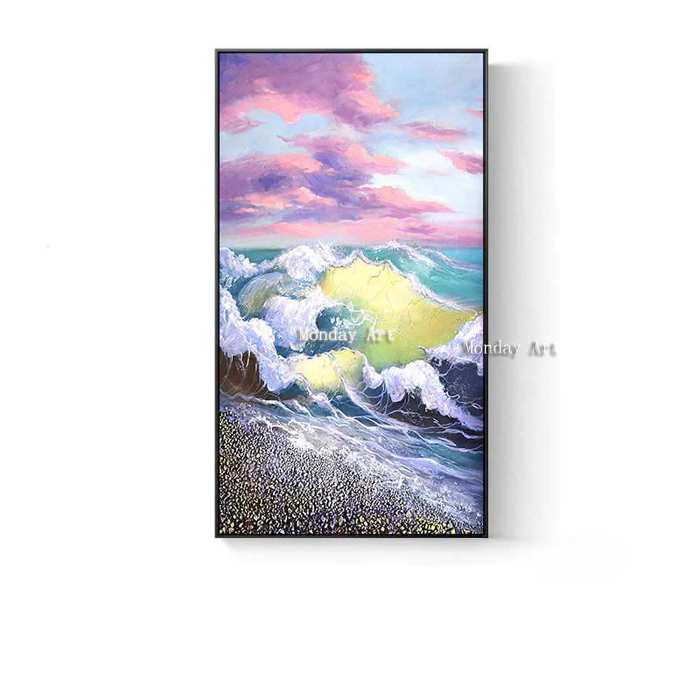 82 The-100-Hand-painted-Modern-abstract-scenery-Oil-Painting-On-Canvas-Wall-Art-Wall-Pictures-Painting (6)