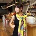 Cotton Scarf Women Colors Slik Scarf Female Designer Brand Ladies Scarves 2015 Shawl Foulard Femme Scarfs Autumn Winter WJ060