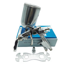 HVLP SPRAY GUN W-101 air spray gun hand manual spray gun, 1.0/1.3/1.5/1.8mm, Japan made, aerograph air SPRAY PAINT GUN