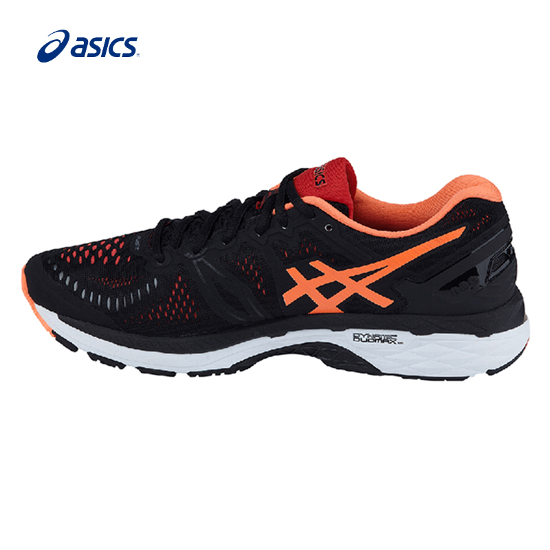 Original ASICS Men Shoes Breathable Cushioning Hard-wearing Light Running Shoes Low-top Sports Shoes Sneakers outdoor classic футболка asics футболка m athlete cooling top