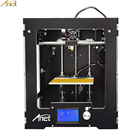 Anet A3s Updated Metal Structure High Accuracy Assemble FDM 3D Printer Build Size150*150*150MM Heated Bed with Free Filament/LCD