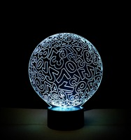 7Colors 3D Led Night Light DIY Different Shape Table Lamp Fun Light For Baby Sleep And Decoration Room Christmas Gift