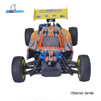 HSP Racing Car 1/10 Scale Nitro Gas Power 4wd Two Speed Off Road Buggy 94166 Backwash RTR High Speed Hobby Rc Remote Control Car