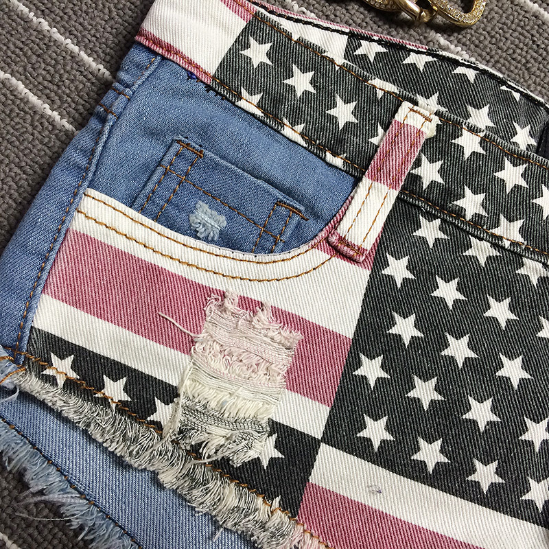 Aliexpress.com : Buy woman shorts summer 2017 disco shorts jeans ...