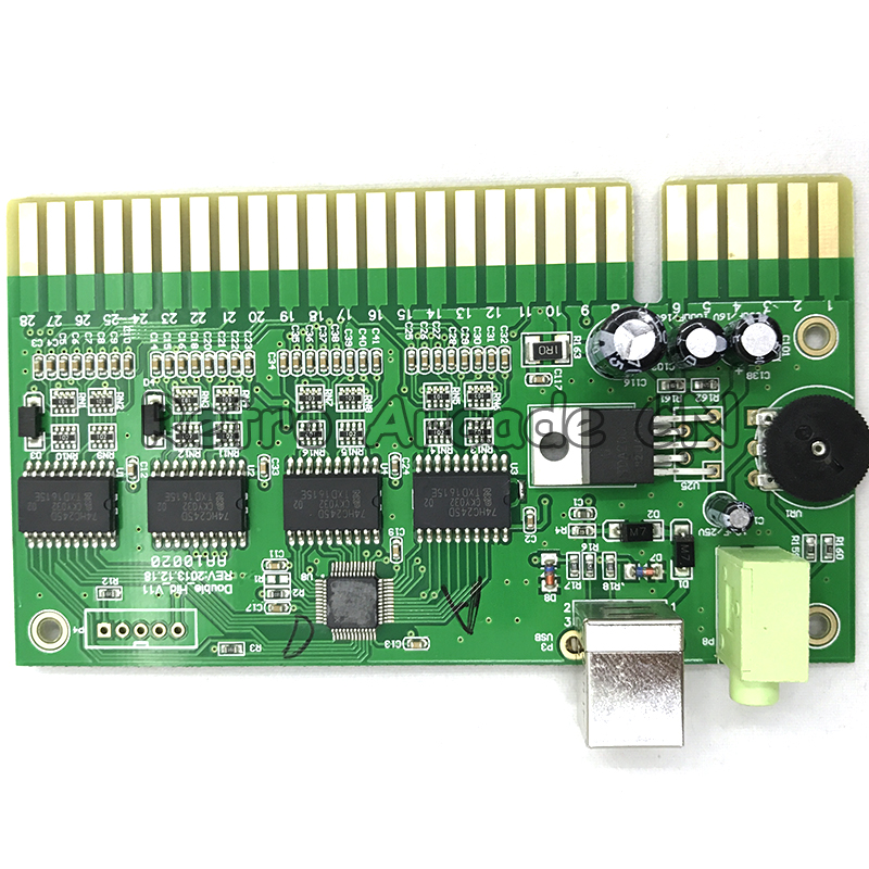 1 PCS PC to Jamma USB Converter Board for Arcade Games Machine PC2 Jamma Game PCB