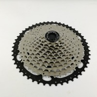 RACEWORK 11-50/52T 11 Speed Cassette Wide Ratio MTB Bicycle Cassette 11 Speed For Shimano Or Sram Derailleur