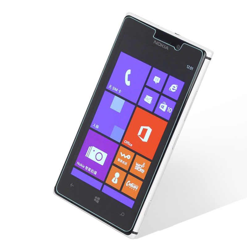 0.3 مللي متر 9H واقي للشاشة الزجاج المقسى لنوكيا Lumia 930 925 820 630 635 535 520 435 1320 530 غشاء واقي ممتاز