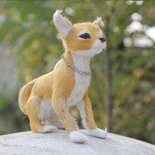 Newly handmade animal cute simualtion Chihuahua