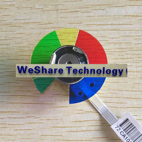 Projector Colour Color Wheel Model For P5280  Replacement Color Wheel New