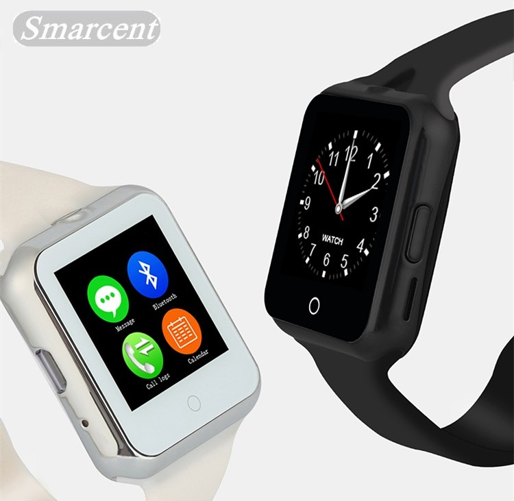 Smarcent D3 Bluetooth Smart Watch for kids boy girl Android Phone Support SIM /TF Children wristwatch with Heart rate Pedometer цены онлайн