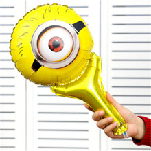 10pc Minions Party Supplies Balloons Event Balloon Decoration For Kids Birthday