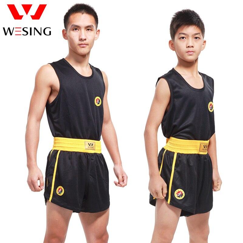 Wesing arte marcial մեծահասակների sanshou - Սպորտային հագուստ և աքսեսուարներ - Լուսանկար 3