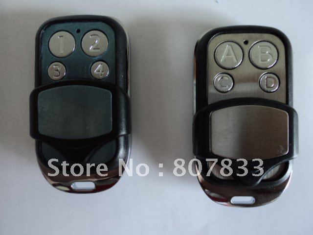 303MHZ door-mate radio control garage door remote, doormate replacement for TRG101 TR300 opener transmitter receiver