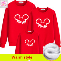 Family matching clothes Autumn winte family clothing sets long sleeve father mother daughter baby girl boy clothes
