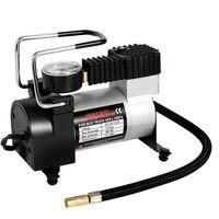 100PSI Super Flow Automobile Car Air Compressor DC 12V Auto Tire Inflator Portable Automotive Compressor Electric