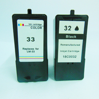 Compatible For Lexmark 32 33 Ink Cartridges For Lexmark P315 P4330 P4350 P450 X3350 X5250 X5270
