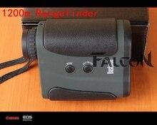 Cheapest prices Lightweight & compact Range finder 7x Laser rangerfinder extend -1200m portable rangefinder&speed measuring monocular