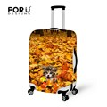 Elastic luggage protective cover for 18 - 30 inch trolley suitcase case stretch thick pig travel bag cover suitcase accessories