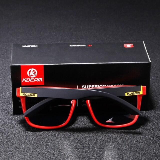 Kdeam Men's Polarized Sunglasses 5