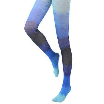 Mallas para mujer RUIN CG2 mallas a rayas gradientes mallas para niña y para mujer 65kg 155-180cm