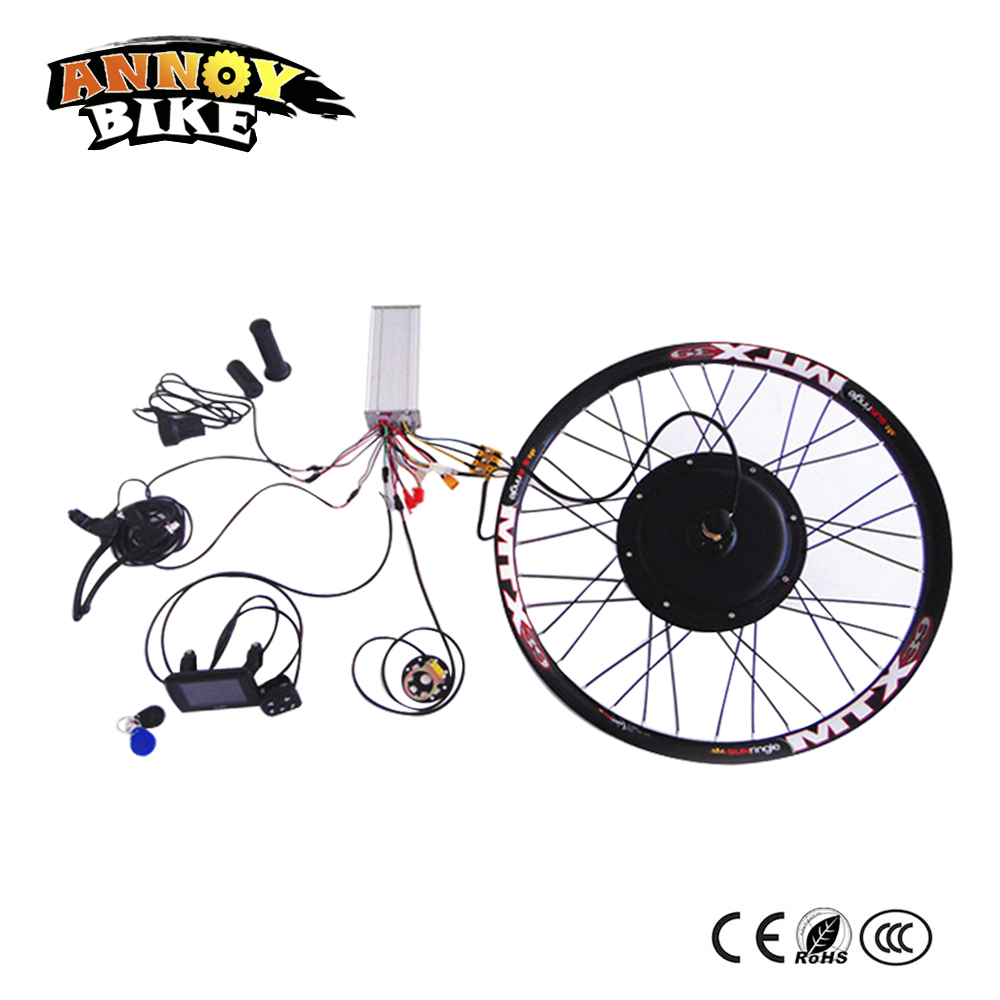 High Speed Electric DIY Motorcycle DIY 72v 5000w Electric bike Kit Electric Bike Conversion Kit stealth bomber electric bike sweden 72v 18ah lifepo4 65a