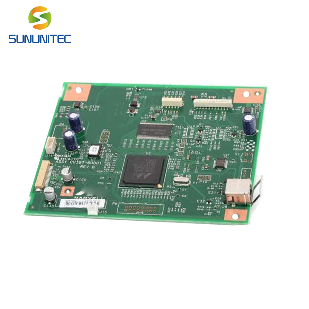 CB397-60001 FORMATTER PCA ASSY Formatter Board logic Main Board MainBoard for HP 1005 formatter pca assy formatter board logic main board mainboard mother board for hp m775 m775dn m775f m775z m775z ce396 60001