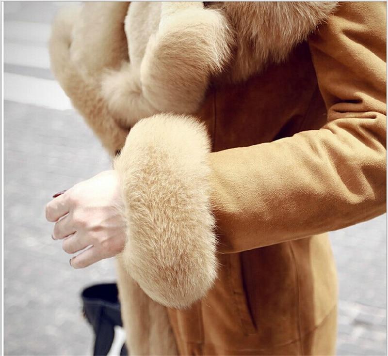 Artificielle Manteau Femmes A2038 Manteaux Hiver Fourrure En Femelle L'hiver Pour De Fausse manteau 2018 Fille Mouton D'hiver rqBwUr