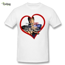 3D Print Boy Fist of The North Star Hokuto No Ken T Shirt Pure Cotton Streetwear Short Sleeve T-shirt