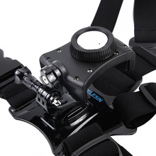 TELESIN Lightweight Action Camera Mobile Phone Adjustable Chest Strap Harness Mount Kit New 2018