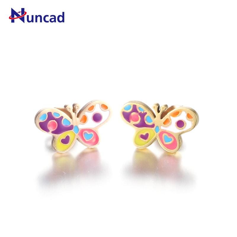 Nuncad πολυτελή μικρά σκουλαρίκια από - Κοσμήματα μόδας - Φωτογραφία 1