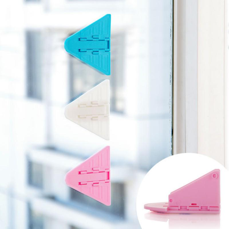5PCS Kids Baby Safety Sliding Door Window Wardrobe Locks Children Safety Protection Window Stopper Baby Security Care Products