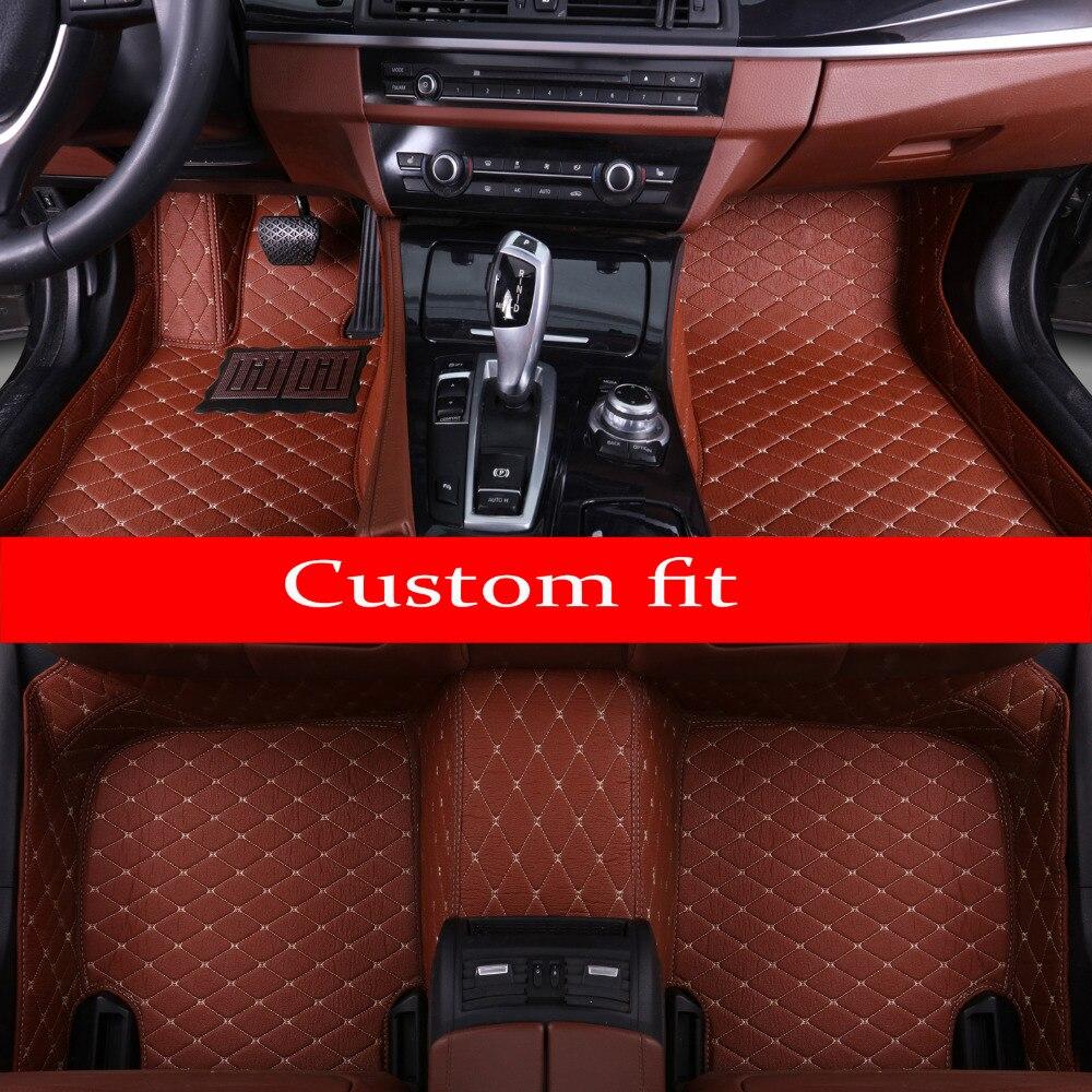 Car special car floor mats made for Mazda 3 Axela 6 Atenza 2 8 CX5 CX-5 CX-7 foot case full cover car-styling carpet linersCar special car floor mats made for Mazda 3 Axela 6 Atenza 2 8 CX5 CX-5 CX-7 foot case full cover car-styling carpet liners
