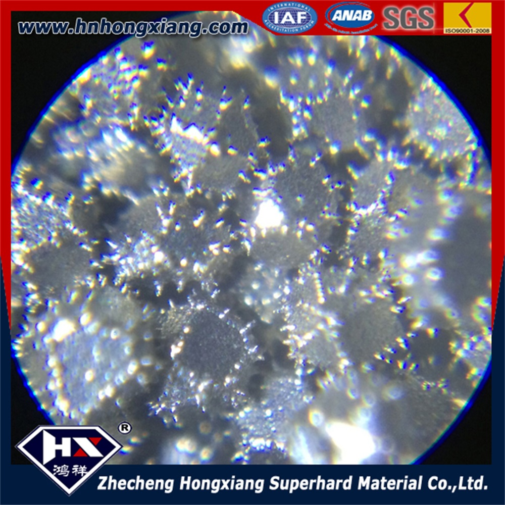 2019 New Style 40/45 30% Ni Coated Industrial Synthetic Diamond Rvd Abrasives