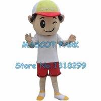 Мальчик ребенок костюм талисмана пользовательские мультипликационный персонаж cosply карнавальный костюм 3019