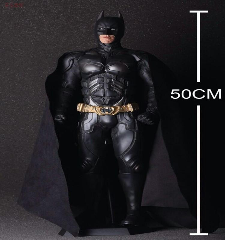 Crazy Toys Batman The Dark Knight Rises Movie Super Hero 46cm/18 figure model Toy without original Box loose