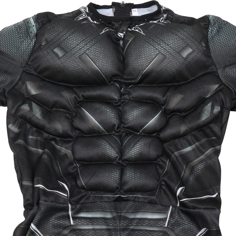 Boys Civil War Black Panther Deluxe - Kostymer - Bilde 4