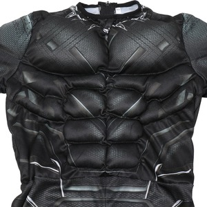 Image 4 - Boys Civil War Black Panther Deluxe Costume