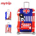 Mytrip S/M/L/XL Thicken Travel Luggage Suitcase Protective Cover /Elastic Case Dust-proof Cover for suitcase, Travel Accessories