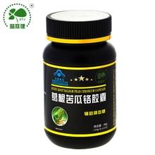 Free shipping kudzu root balsam pear chromium capsules 0.4 g 120 pcs