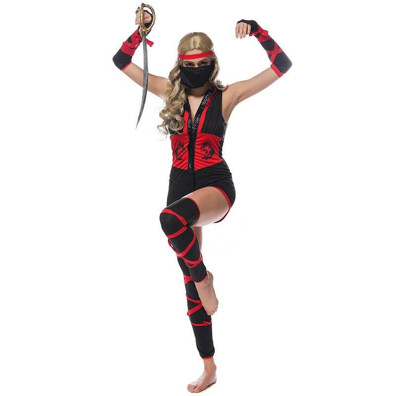 03d7cdaf5d15 US $25.41 |Kostenloser versand Damen frauen Ninja Mädchen Kostüm Outfit für  Orientalischen Kostüm in Kostenloser versand Damen-frauen Ninja ...