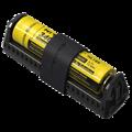 100% Первоначально Nitecore F1 Micro-USB Смарт Зарядное Устройство Зарядки Силовой Гибкий Банк для Li-Ion/IMR 26650 18650 батареи