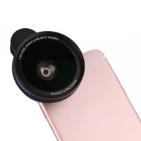 0 6x 2 In 1 Wide Angle Lens With Macro Lens Super Wulti Coating Lenses For